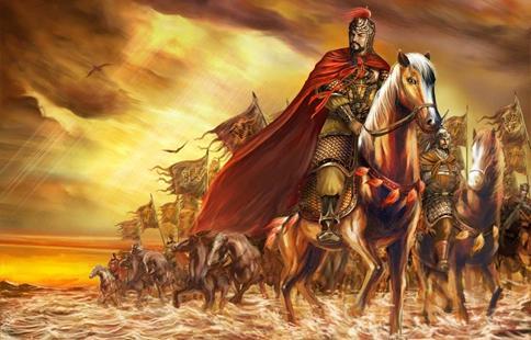 三国时期匈奴为什么没有入侵中原?