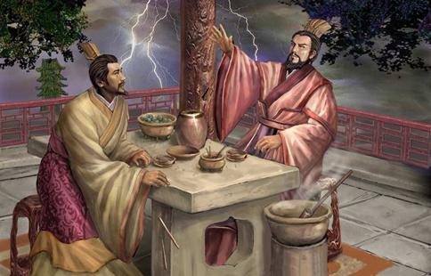 刘备在许昌暗杀曹操失败为什么还能从曹操手中逃脱?
