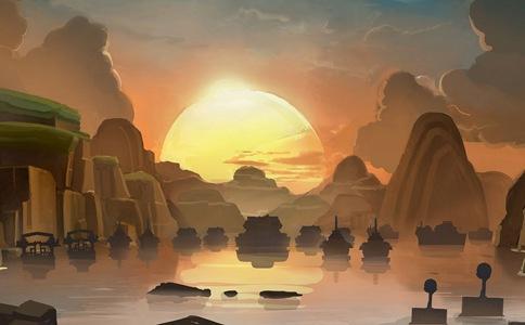 赤壁之战后刘备占据江南四郡,诸葛亮是如何管理这也地方的?