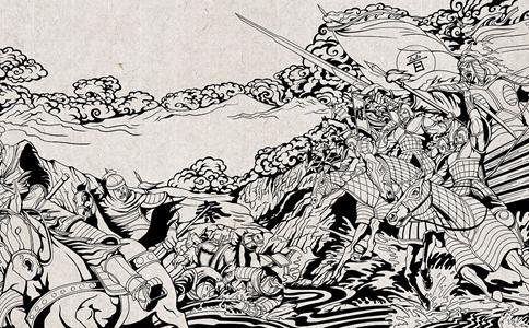 淝水之战中,为什么东晋只