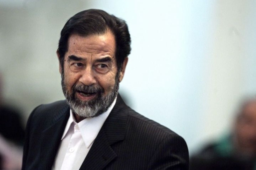 萨达姆·侯赛因就任伊拉克