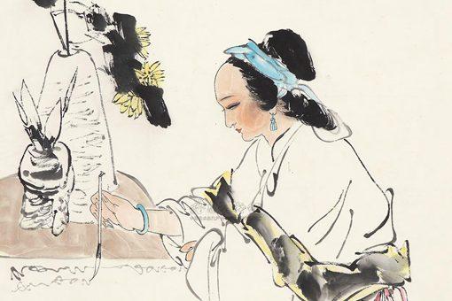 王羲之的老师是谁?史上少有的女书法家
