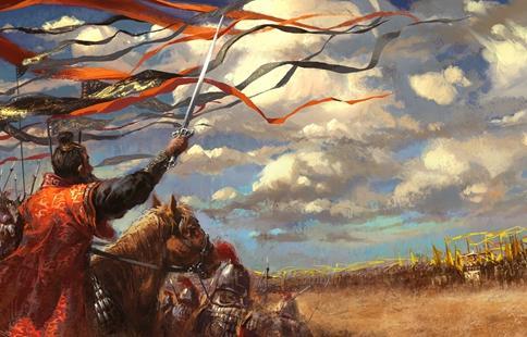 官渡之战双方兵力对比 袁绍总兵力比曹操多多少?