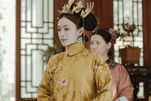 真实history上清宫妃嫔的Photo