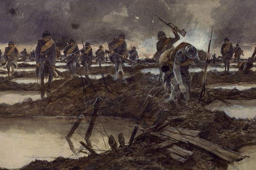 一战一共死了多少人?哪个国家死亡的人数最多?