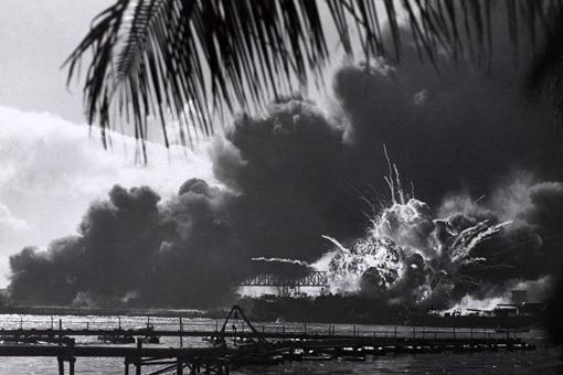 二战太平洋战争是怎样发动的?太平洋战场有多惨烈?