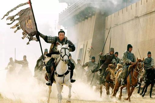 古代战场上军旗有什么作用?为何打仗离不开军旗?
