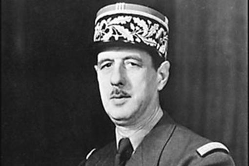 法兰西第五共和国夏尔·戴