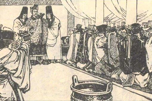 西汉的七国之乱,七王都是什么下场?