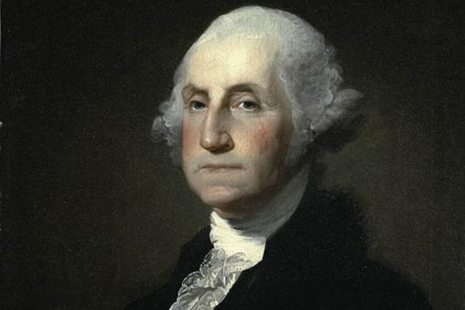 美国首任总统乔治·华盛顿