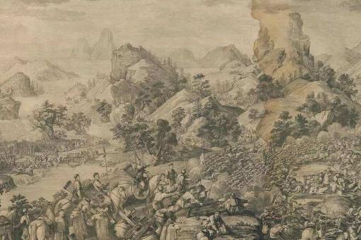 历史上清朝军队战斗力真的很弱么?揭秘清军真实实力