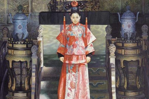 清朝皇后一年俸禄有多少?皇后有地方让她花钱么?