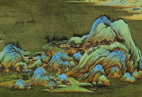 千里江山图的作者是谁 揭秘千里江山图的作者是怎么死的