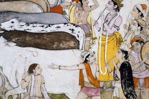 古代西方人东进的时候为什么选打印度而不是中国?