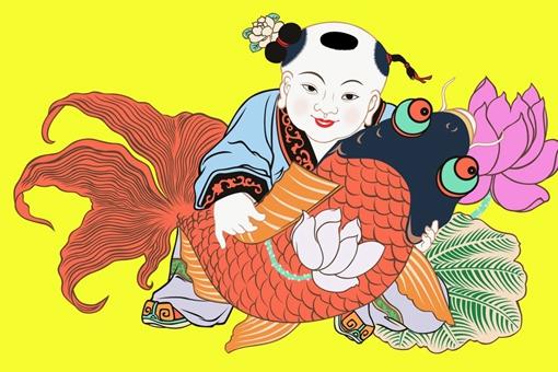 年年有余的来历与典故是怎样的?鱼是富足与繁衍的美好象征