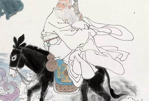 张果老倒骑驴的来历 张果老倒骑驴歇后语