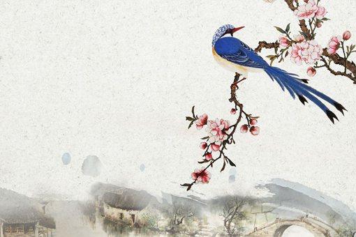 古风、中国风和国风究竟有什么区别?
