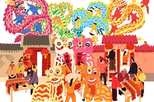 2262年两个春节怎么过?闰正月为什么会有两个春节?