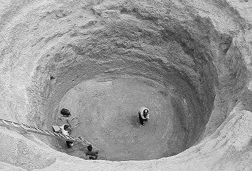 考古发现的隋朝千年粮仓,用现代技术真的无法超越?