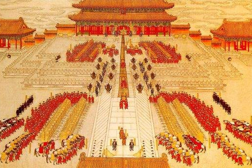清朝皇帝大婚有哪些礼仪?民间六礼变两礼