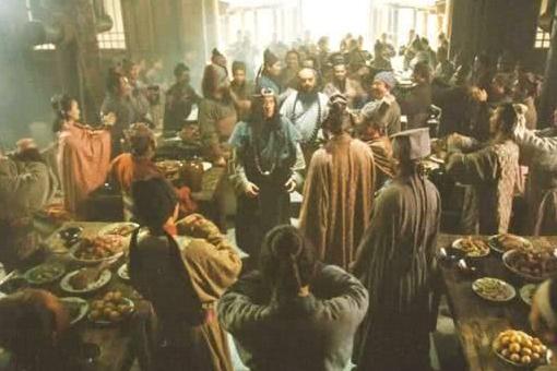 """《水浒传》中有哪些美食?好汉也抵挡不住""""吃""""的诱惑"""