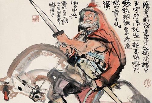 周勃也手握兵权,怎么深得刘邦一生信任?
