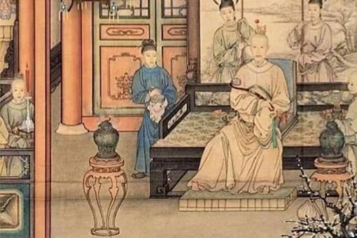 清朝皇帝是如何过春节的?仪式感简直爆棚
