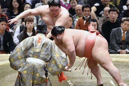 相扑起源于中国 宋朝的相扑是什么样的