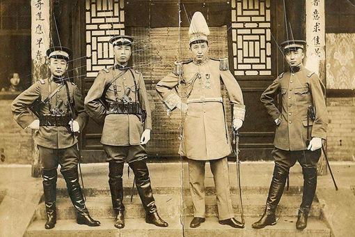 民国军阀是怎么形成的?揭秘民国军阀形成的历史原因