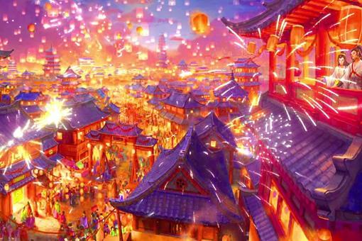 元宵节起源于哪个朝代?元宵节的由来典故介绍