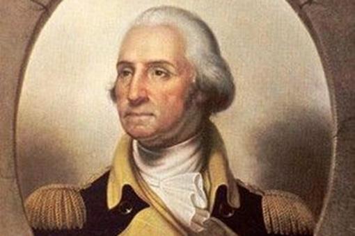 美国第一任总统乔治·华盛