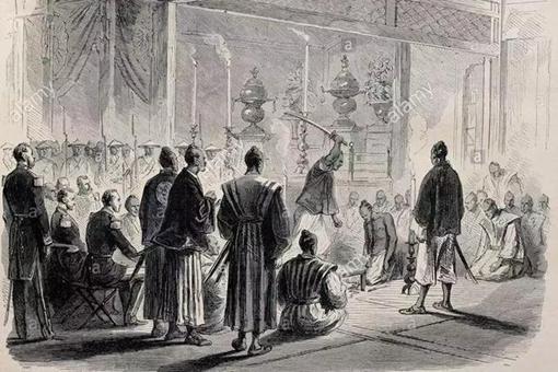 在近代历史当中,为何日本没有成为列强国的殖民地?