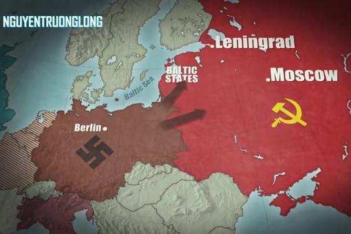 希特勒为何要进攻苏联?这其中有着什么原因?