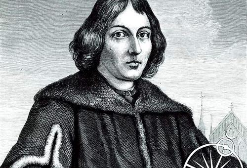 哥白尼是怎么死的50字图片