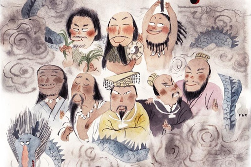 揭秘三皇五帝分别是谁(含读音)