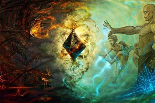 谁比创始元灵厉害 揭秘创始元灵的师傅