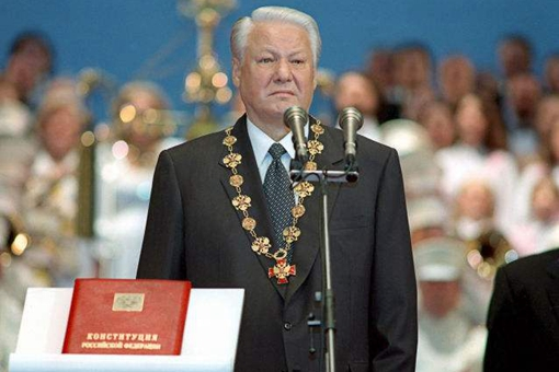 俄罗斯前总统叶利钦逝世