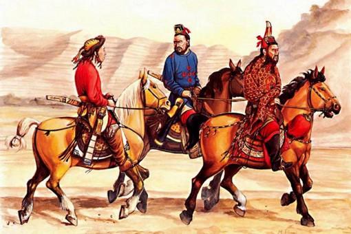 吐谷浑是现在的哪里?吐谷浑政权是谁建立的?