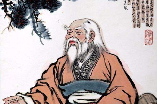 孔子见到老子之后老子说了句什么?为什么孔子听后三天不说话?