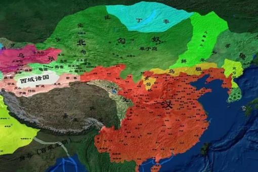 鼎盛时期的匈奴有多强大?匈奴是如何崛起的?