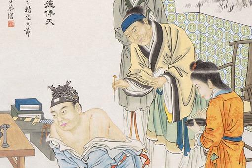 岳飞背上刺的并非是精忠报国 岳母刺字的真相是什么?