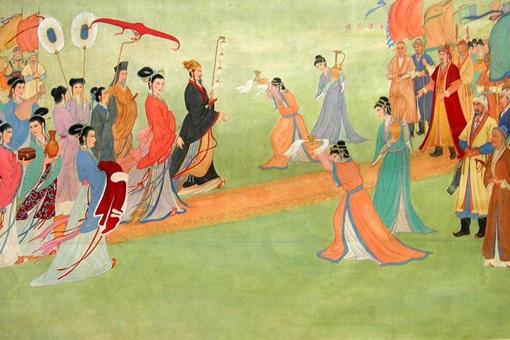 唐朝和亲的公主有哪些?唐朝和亲战略介绍