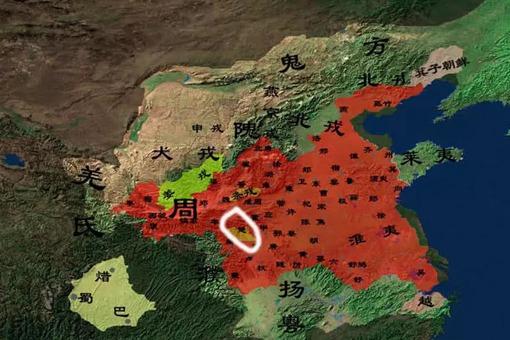 楚国是如何从一个小国,发展成为春秋战国时期的超强大国?