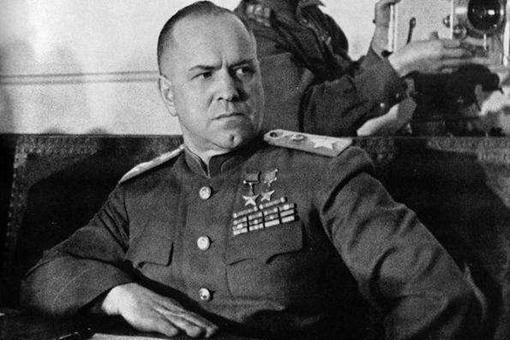朱可夫到底有多霸气?接受德国投降时怒吼凯特尔