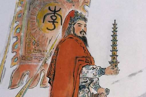 托塔李天王和唐朝李靖是同一个人吗?托塔李天王原型是谁?