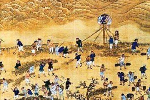 元朝黄河决堤,为何说不支持赈灾的是忠诚,支持赈灾的是奸臣