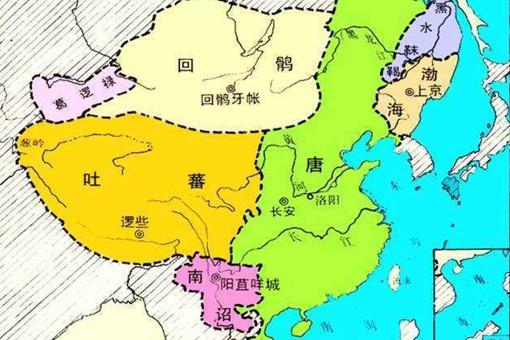 唐朝为什么不重视修建长城?唐朝皇帝都对长城不感兴趣?