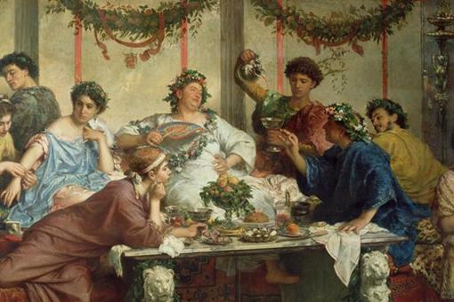 舌尖上的古罗马,盘点古罗马人的一日三餐是怎样的?