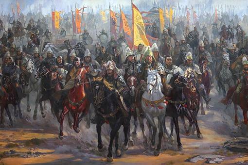 天下无敌的蒙古铁骑,为何