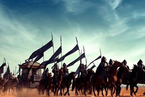 陆逊追杀刘备,为什么看到一个白袍老将就跑了?